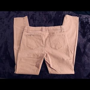 Rose Pink No Boundaries Jeans Size 9